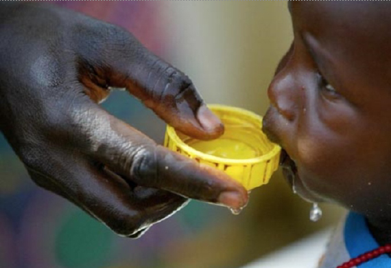 World drinking water crisis